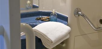 Chambre accessible PMR Chambres d'hotel prix budget à